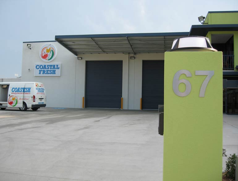 Cold Store and Distribution Facility – Coast Fresh